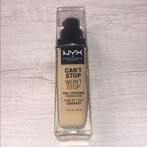 NYX foundation